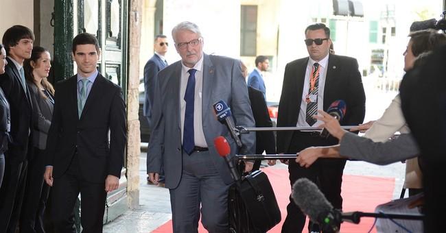 The Latest: EU door left ajar for Turkey membership