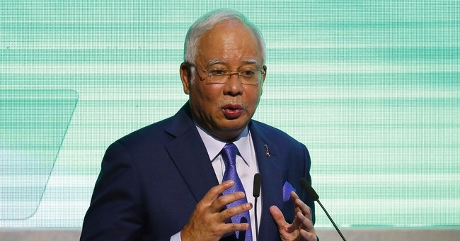 Malaysia's leader: ASEAN seen growing to 4th-largest economy