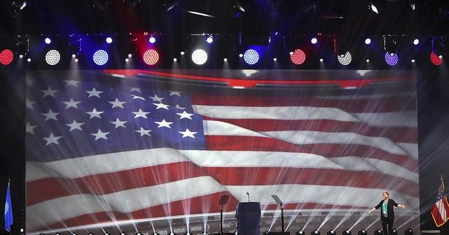 No guns allowed at Trump's speech before NRA