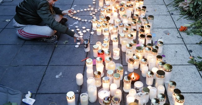 Woman, 66, is fifth victim to die in Stockholm truck attack