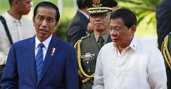 Indonesia, Philippines boost links, to launch sea patrols