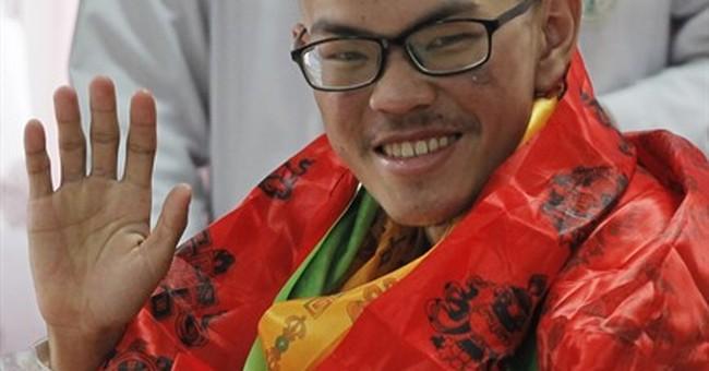 Trekker rescued after 47 days in Nepal celebrates birthday