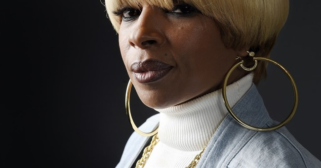 Making new album an emotional rollercoaster for Mary J.