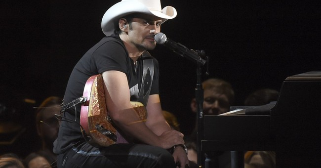 Brad Paisley wanted fans to listen, so he shot a movie