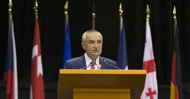 Albanian parliamentary speaker picked as new president