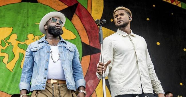 Maroon 5, Usher, Alabama Shakes headline Jazz Fest Day 2