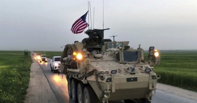 Tensions rise between Turkey, US along Syrian border