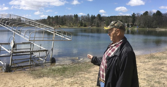 Farms' thirst for water roils Wisconsin's central sands