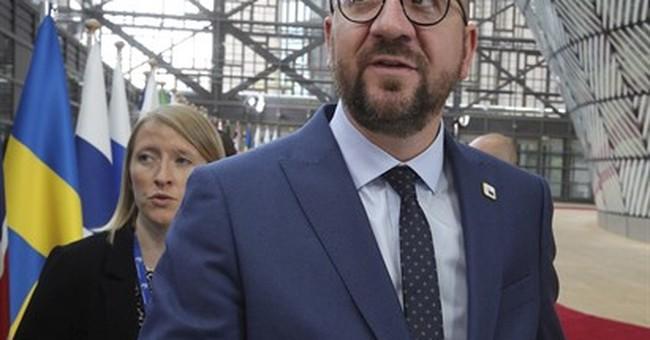 EU leaders unite ahead of Brexit divorce talks with UK