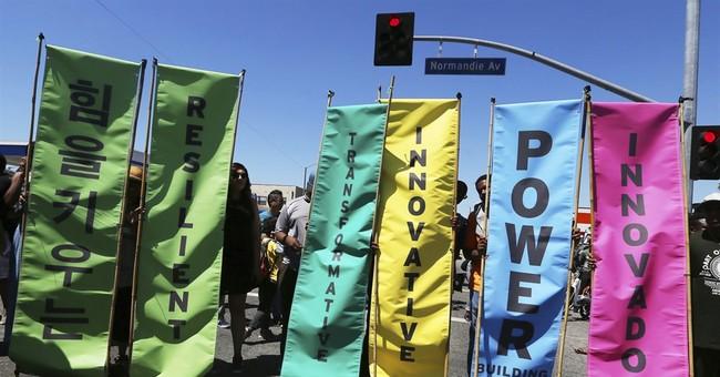 LA peace parades mark 25th anniversary of Rodney King riots