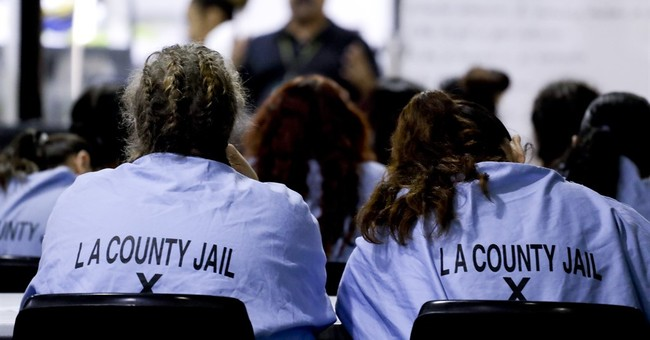 Spike in mentally ill LA jail inmates leads to new policies