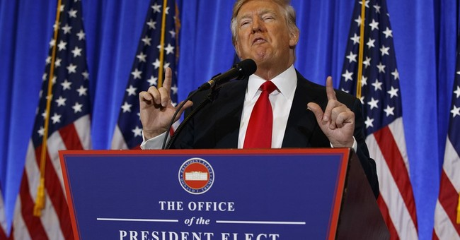 The Latest: NY financier set to join Trump White House