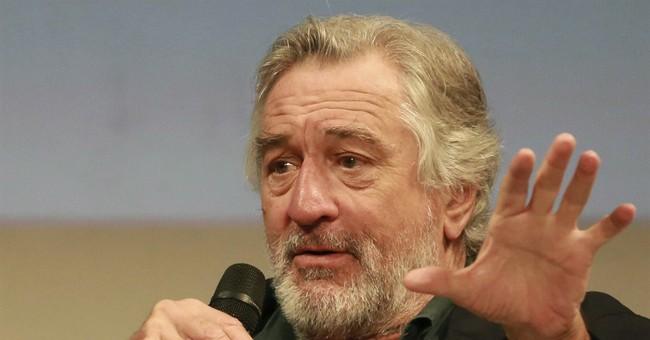 Robert De Niro says Meryl Streep's Globe speech was 'great'