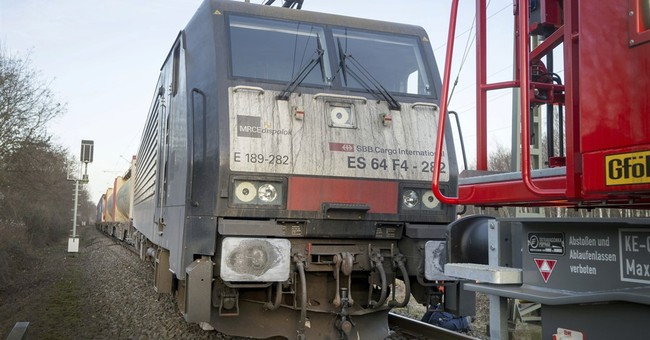 Cash on the line: stolen ATM partly derails train in Germany