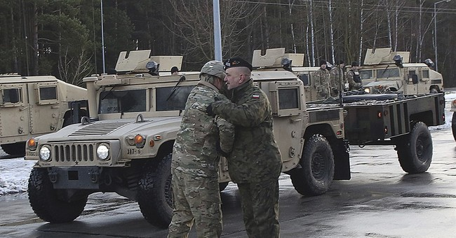 'We waited for decades': Polish govt welcomes US troops