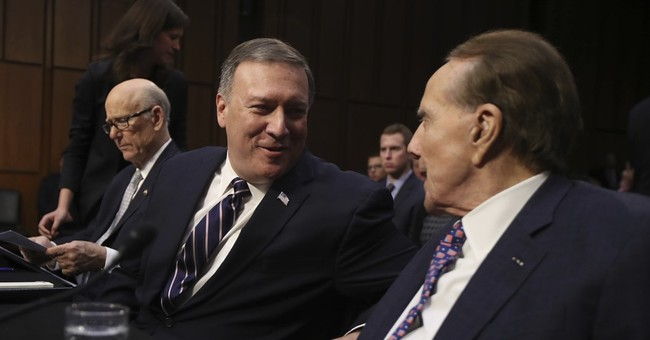 CIA nominee agrees Russia tried to interfere in election