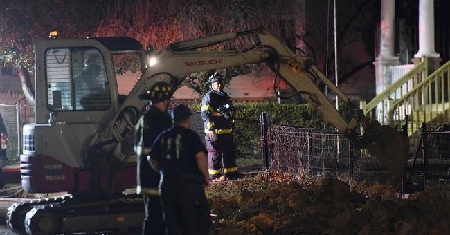 Grief in 1 Baltimore community after fire kills 6 children