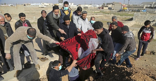 Report: more than 16,000 civilians killed in Iraq in 2016