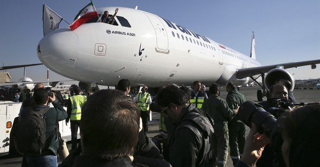 Iran gets its first new Airbus plane after nuclear deal