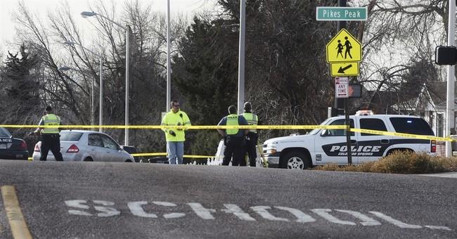4 children hit in crosswalk on way to school in Colorado