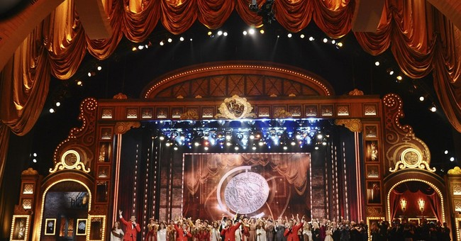 The 2017 Tony Awards show goes back to Radio City Music Hall