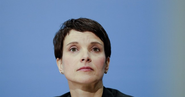German TV slams exclusion from European nationalist meeting
