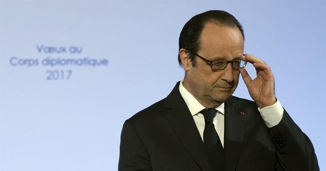 Netanyahu says Paris peace meeting 'rigged' against Israel