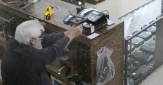Georgia gun store owner shoots, kills armed robbery suspect