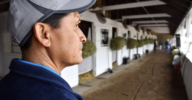 Immigrant workers at Churchill Downs fear deportation