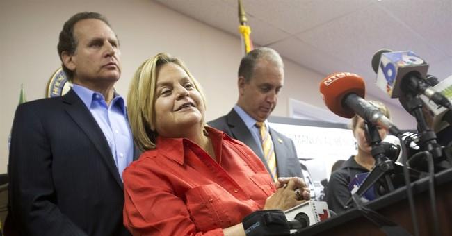 The Latest: Congresswoman explains why she's retiring