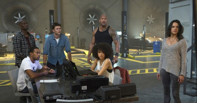Box office top 20: 'Furious' takes a victory lap