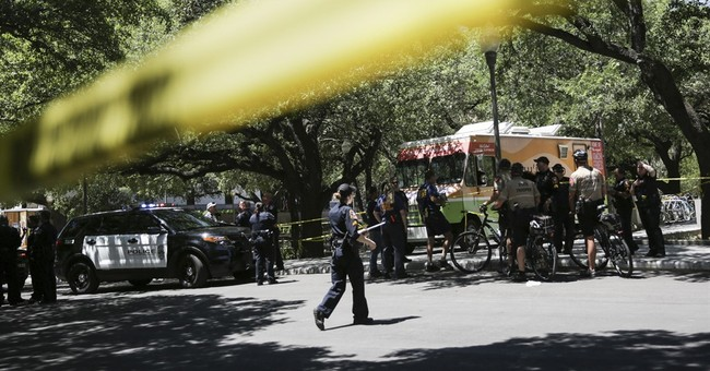 The Latest: 2 injured in UT stabbings released from hospital