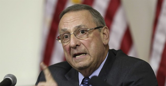 Maine governor sues attorney general for not defending cases