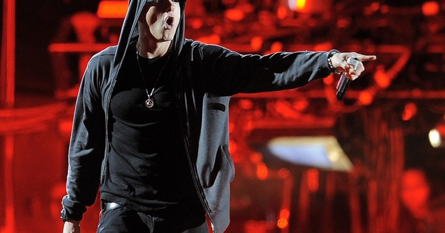 Eminem lawsuit against New Zealand political party begins