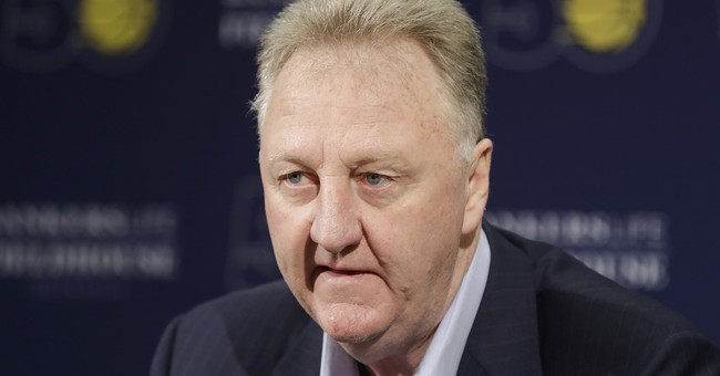 Hall-of-Famer Larry Bird resigns as Pacers president