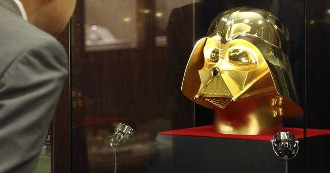 Tokyo jeweler offers gold Darth Vader masks for $1.4 million