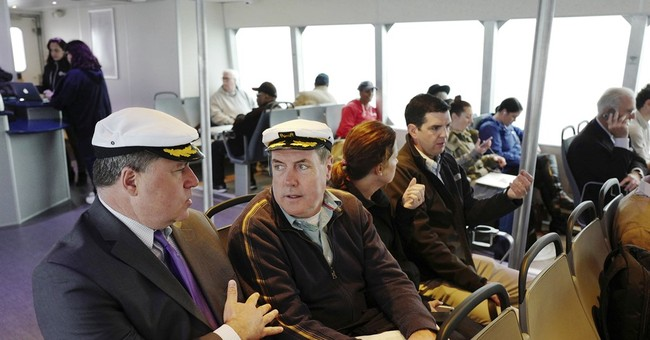 NYC launches ferry service with Queens, East River routes