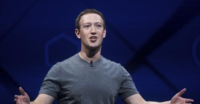 Facebook CEO dinner hosts say he's not running for president