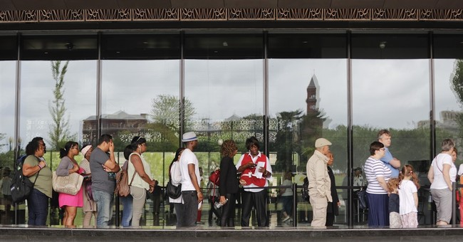 Washington's hottest ticket? African-American history museum