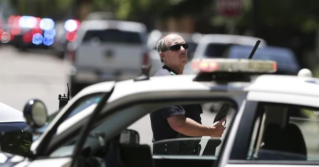 Police: Man killed roommate, then shot neighbor, paramedic