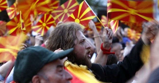 Senior US envoy urges Macedonia to form a new government