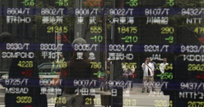 Nikkei gains on strong data; Markets in Europe closed
