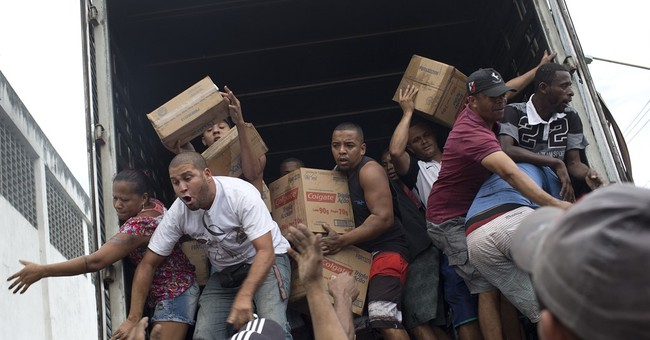 Rio de Janeiro on edge as police wage big anti-crime sweep