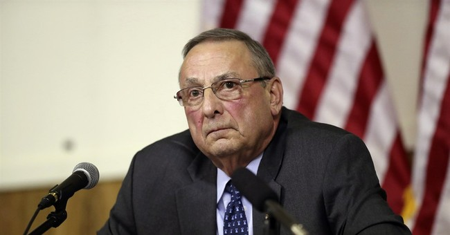 Maine's governor voices opposition to national monument