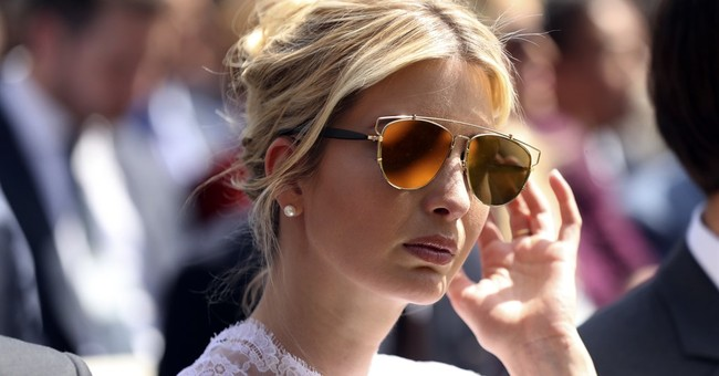 With book, Ivanka Trump must walk complicated ethical line