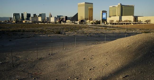 Raiders purchase land near Las Vegas Strip for new stadium
