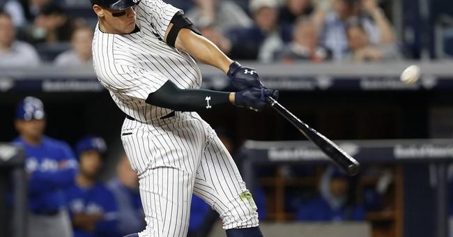 Smash hit! Judge, Gardner power Yankees past Blue Jays 11-5
