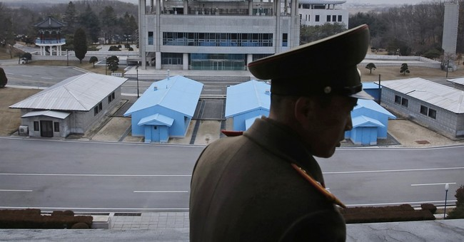 The Latest: US defends military drills with SKorea