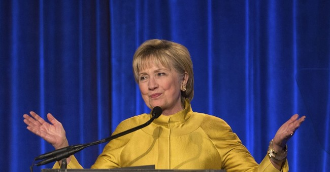 The Latest: Trump blasts Clinton in late-night tweets