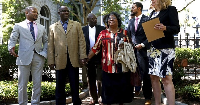 Ex-officer's plea satisfies family, alleviates trial burden